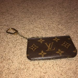 Louis Vuitton Accessories - Louis Vuitton Monogram Key Pouch